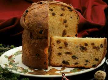 Panettone (in the Bread Machine)