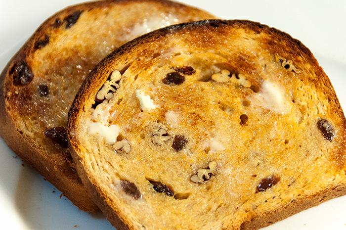 Raisin Nut Bread (in the bread machine)