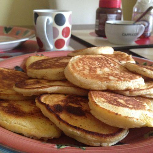 Pancakes photo courtesy of Sean MacEntee via Flickr
