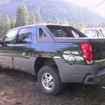 My Chevy Avalanche