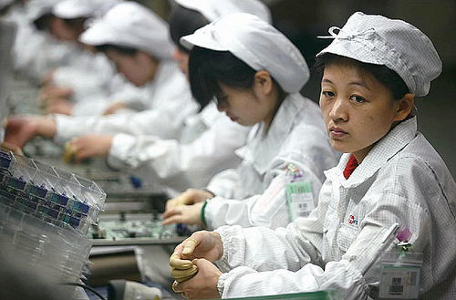 Misplaced Interference in China's Labor Markets – Apple Fans Think Locally and Act Globally